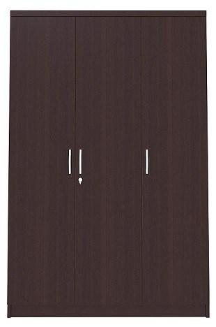 Deck-up Uniti 3-Door Wardrobe