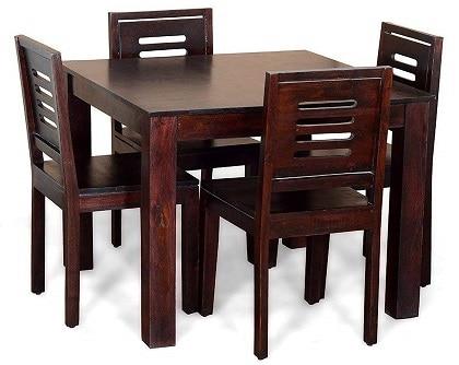 Douceur Furnitures Dining Table Set