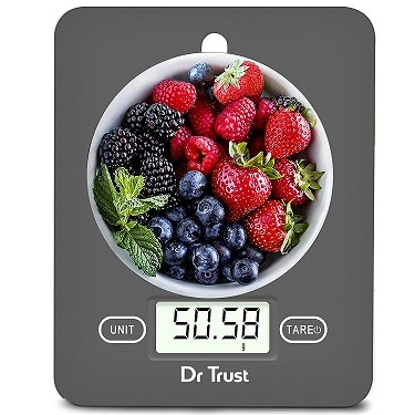 Dr trust kitchen weighing scale