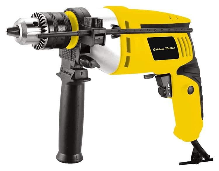 Golden drill machine