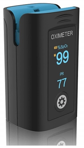 Hesley Pulse Oximeter for Adults