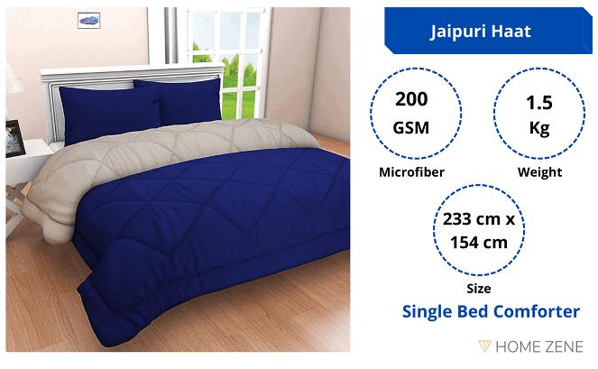Jaipuri haat Soft Microfiber comforter