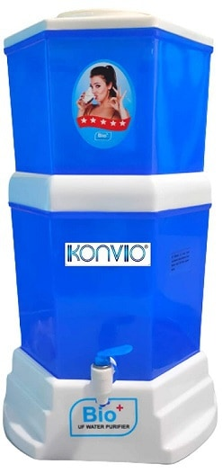 Konvio Neer Gravity-Based Non-Electric Water Purifier