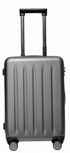 "Mi Polycarbonate 24"" (61cms) Grey, Hardsided Check-in Luggage"