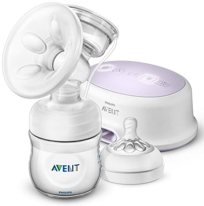 Philips electric breastpump