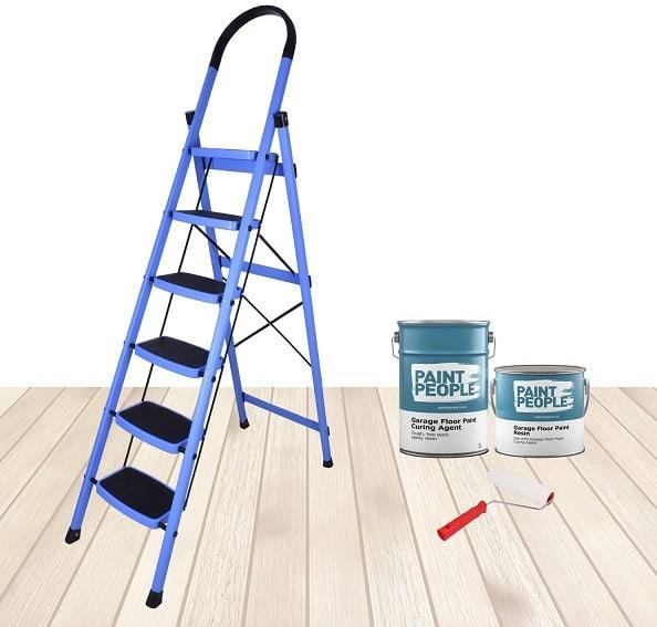 Plantex step ladder