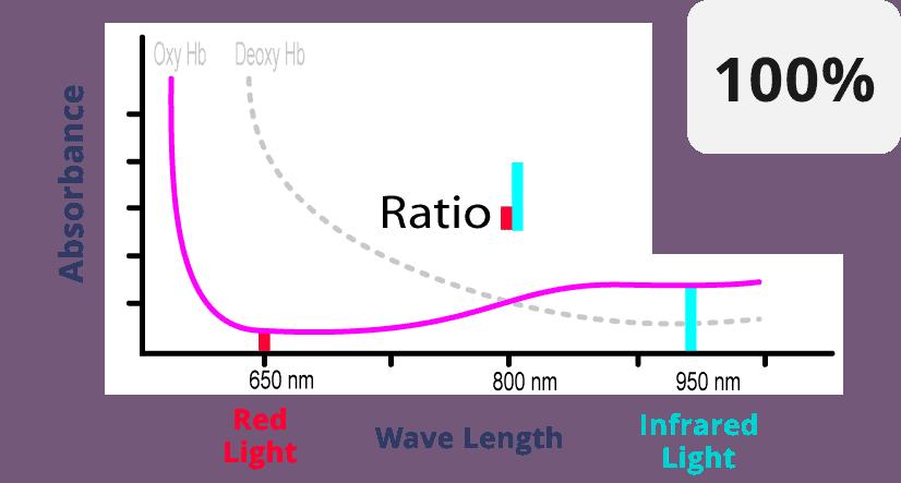 Pulse Oximeter 100%