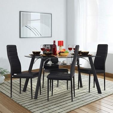 Royaloak Milan Dining Table Set