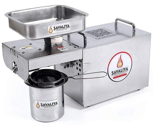 Savaliya Oil Maker Machine