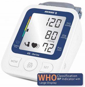SenseQ by Accusure Blood Pressure Monitor