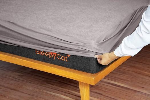 SleepyCat Ultra Soft Mattress Protector
