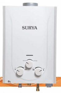 Surya Roshini Ignite Gas Water Heater