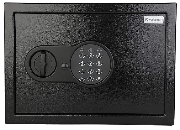 Valencia- Crux Electronic Digital Security Safe