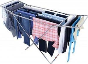 Veen lifetime cloth drying stand