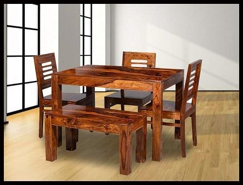 Vinod Furniture Dining Table Set