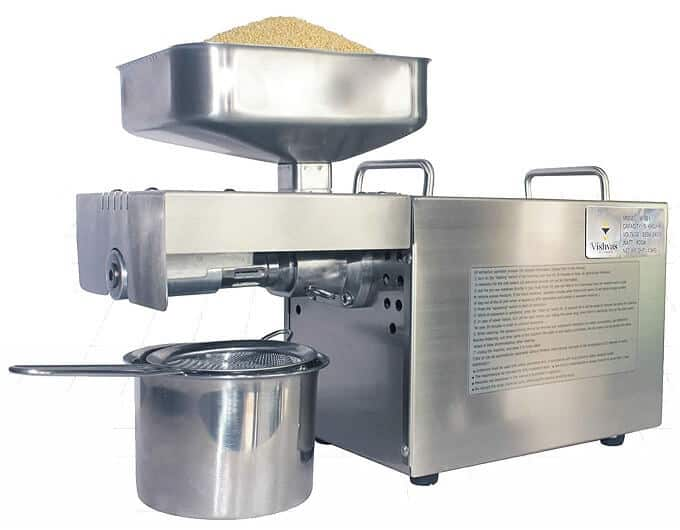 Vishvas Oil Maker Machine