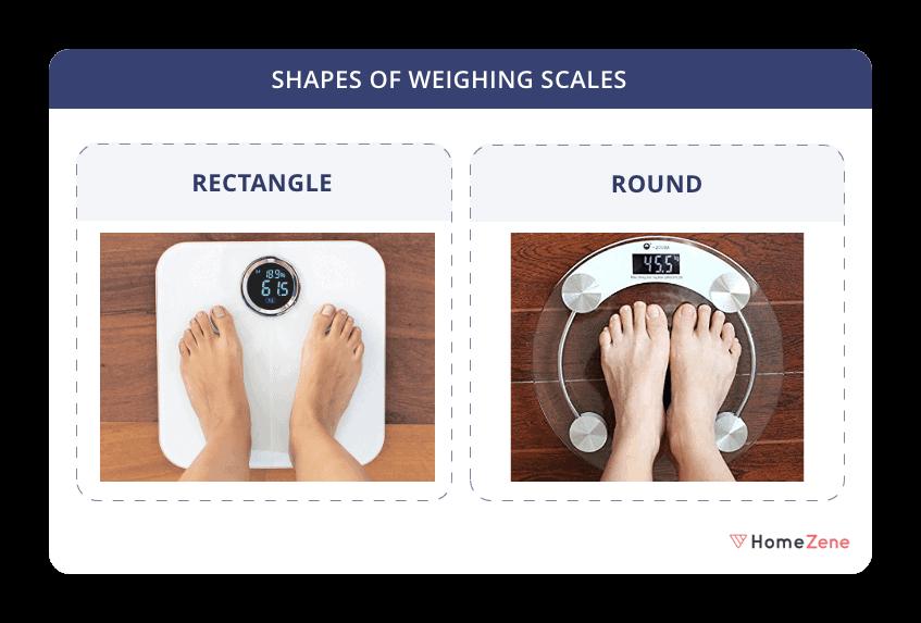 Weighing Machine Shape
