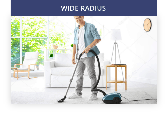 Wide Radius