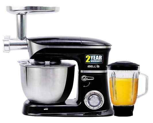 iBELL 6650S Electric Food Stand Mixer