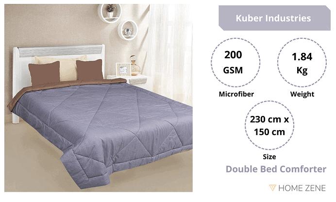 kuber industries comforter