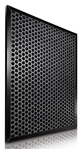 philips activated carbon filter