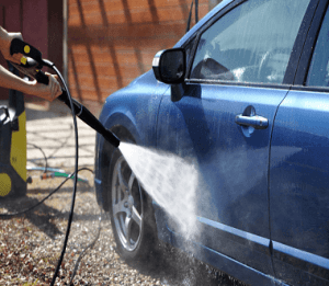 pressure washer for car