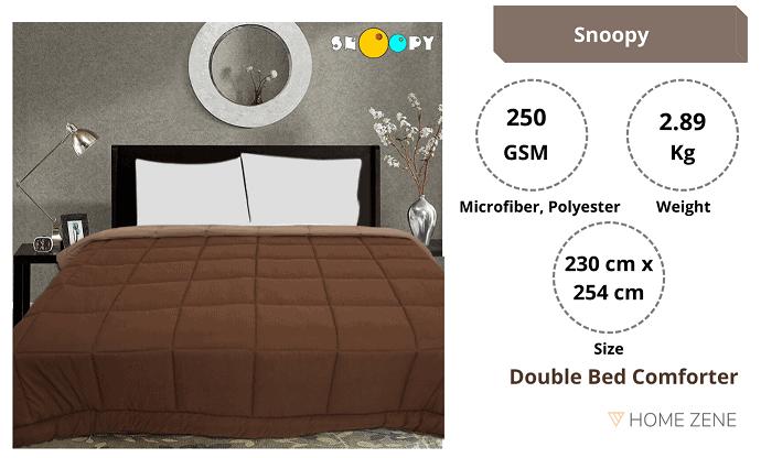 snoopy comforter