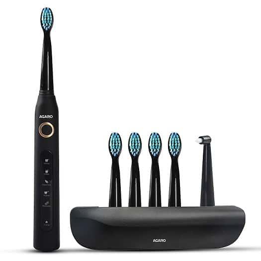 Agaro Cosmic Plus Sonic Electric toothbrush
