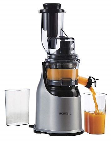 Borosil - Health Pro Cold Press Slow Juicer