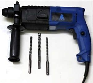 Broach hammer drill