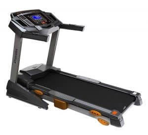 Durafit Motorized Treadmill
