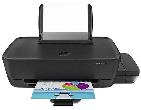 HP Single function ink tank printer
