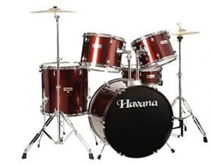 Havana Imported HV522 Acoustic Drum Set
