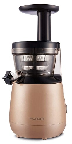 Hurom Plastic & Stainless cold press juicer