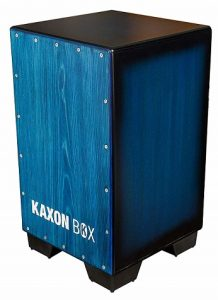 KAXON BOX Hand Crafted Oak Wood Cajon