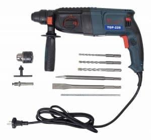 KHADIJA TIGER hammer drill
