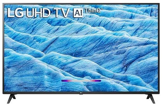 LG 4K Ultra HD LED TV