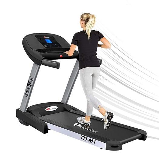 PowerMax Fitness TD-M1 Treadmill