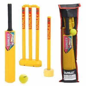 SUNLEY Plastic Cricket kit