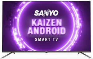 Sanyo 65 inch led tv