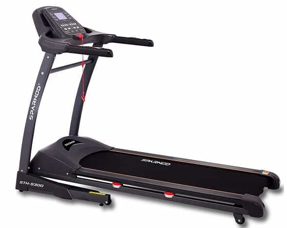 Sparnod Treadmill
