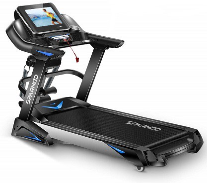 Sparnod commercial treadmill