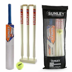 Sunley Wooden Cricket Kit