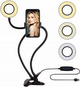 Unifree ring light