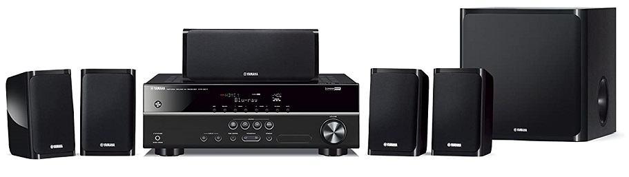 Yamaha homethetre system
