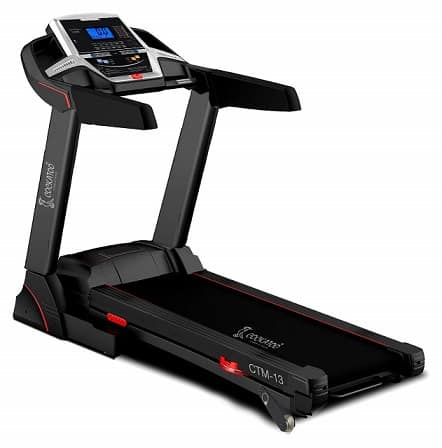 cockatoo motorized treadmill
