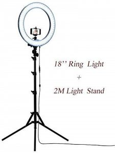 ehook ring light