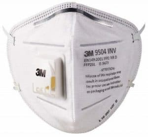 3M 9504 Dust Pollution Mask