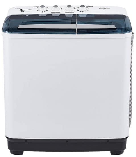 AmazonBasics Semi-Automatic Washing Machine