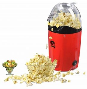 BMS Lifestyle 1200W Hot Air Snacks Maker